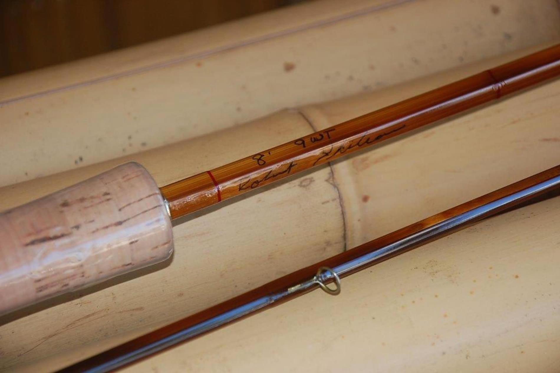 Custom Fly Rods Tebo Bamboo Fly Rods